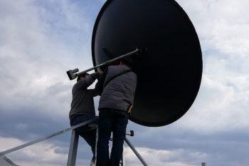 reglare pozitionare antena 240cm