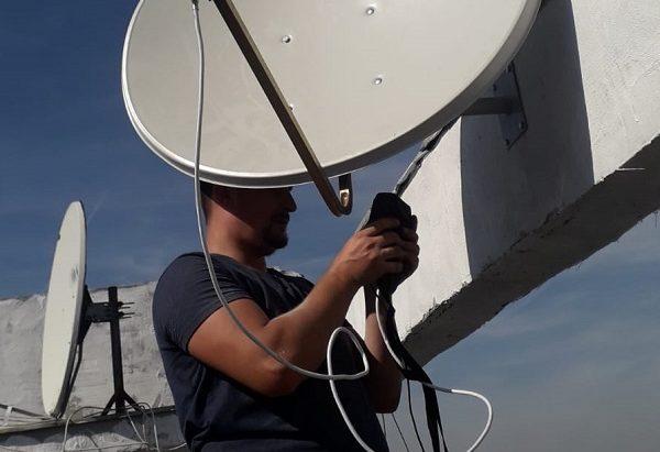 Relocare mutare antena satelit