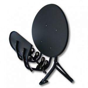 antena toroidala ideala pentru mai multi sateliti si pentru mai multe receptoare