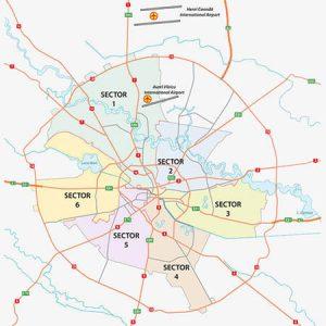 Zone De Acoperire Instalari Antene Satelit